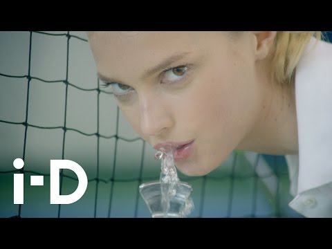 Sexy Tennis with Sigrid Agren
