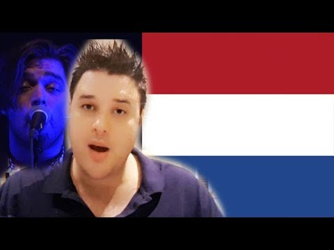 Waylon - Outlaw In 'Em - The Netherlands - Official Video - Eurovision 2018   MJT Reviews