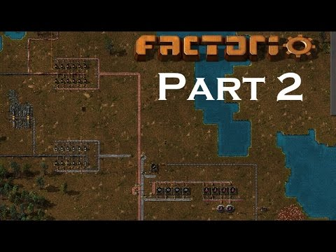 Factorio | Part 2 | Science Production!