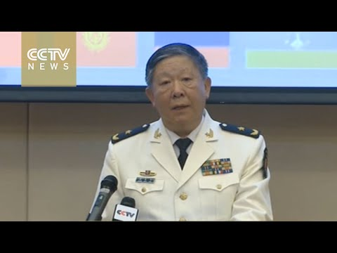 South China Sea: Chinese Rear Admiral says Philippine case illegal