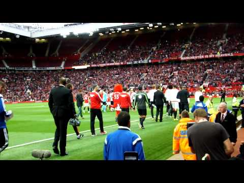 Louis Van Gaal old trafford debut