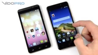 Видеообзор смартфонов Gigabyte Gsmart Mika M2 и Arty A3