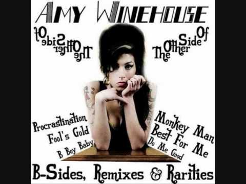 Amy Winehouse Monkey Man