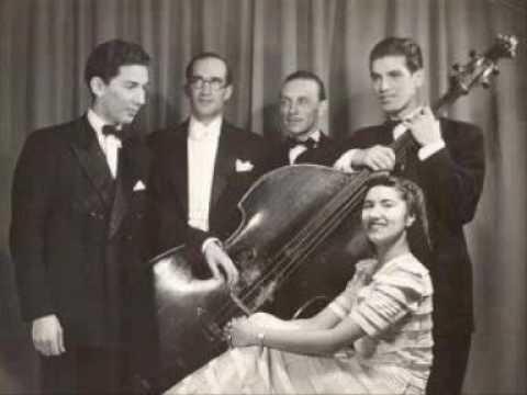 Miller Kwartet - Liefde In Rhythme