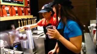 Coffee Binging in Seattle