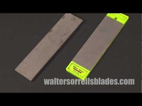 Knife Making Tools Part 16: Sharpening Stones