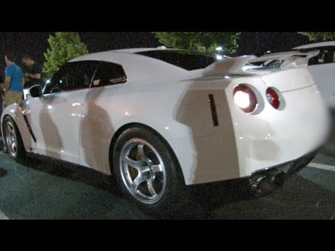 1000hp GT-R Dominates @ KC2K13 Street Race