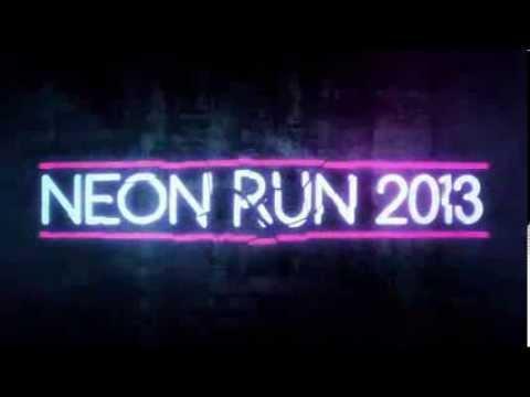 Run Club Sydney Team Bluefit Sydney Neon Run