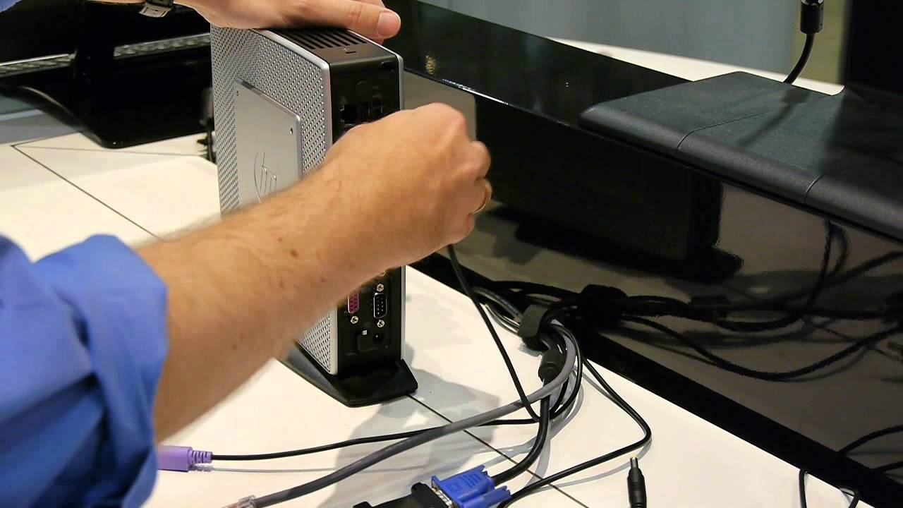Hp Thin Clients Explained Youtube