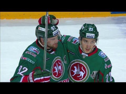 Секач попал под Денисова, Галиев ответил голом
