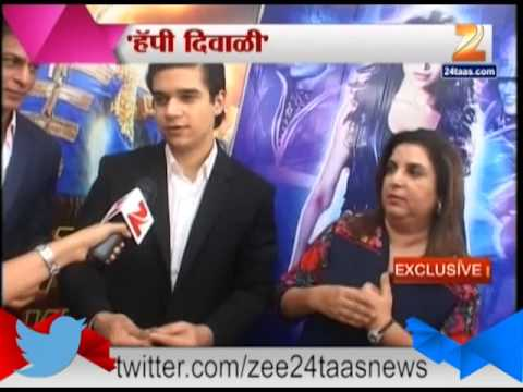 Zee24Taas: Diwali Special With The Team Of Happy New Year