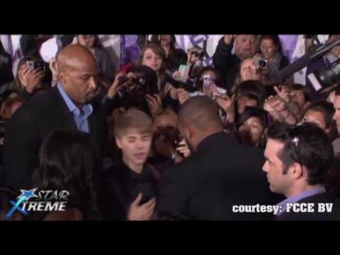 Justin Bieber Attacked by Fan in Dubai
