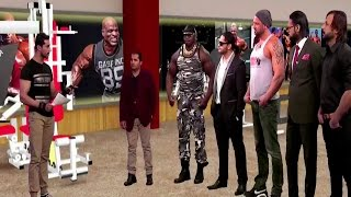 Exclusive Interview With WWE Stars In Pakistan - Neo News