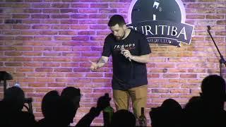 Fabio Lins - Viajando pra europa - Stand-Up Comedy