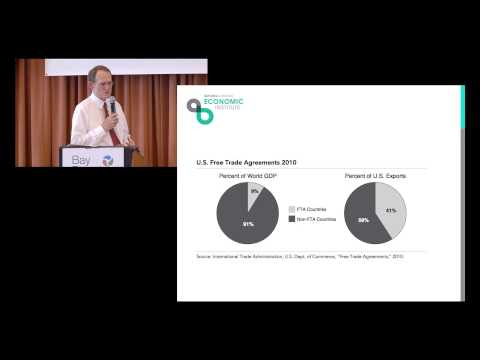 DMC 2013: Sean Randolph - Study: International Trade and the Bay Area Economy