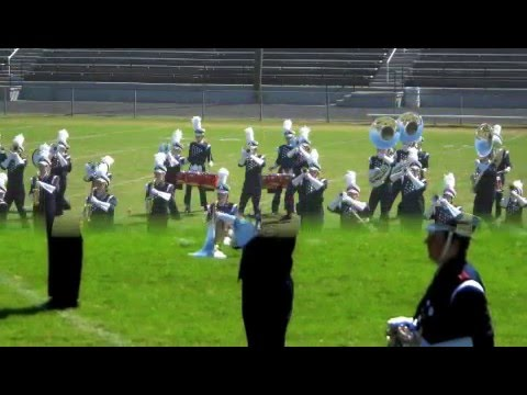 Harpeth High School Band of Blue