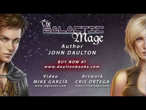 The Galactic Mage Video Trailer