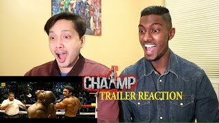 CHAAMP Bengali Movie Teaser Trailer Reaction | Dev | By Stageflix