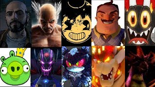 Defeats Of My Favorite Video Game Villains Part 13