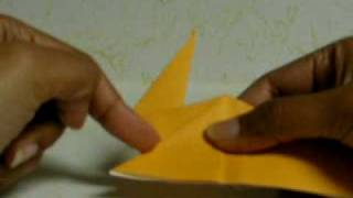 How To Make An Origami Reindeer - Part 1