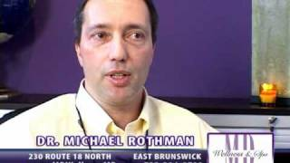 MD Wellness & Spa Dr. Michael Rothman East Brunswick NJ TV Commercial