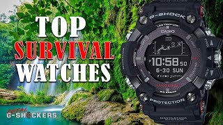 Top 7 Survival Watches | Best Watches in 2018