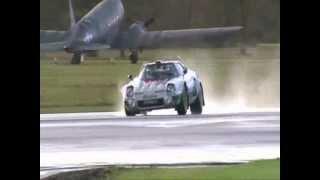 TopGear Lancia stratos kitcar Stig lap