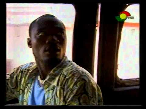 Funny Face -Trotro White Man - Funny Face -Trotro White Man Speaks Twi 2 [ghbird.com]