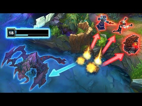 200 IQ Jukes Montage - League of Legends