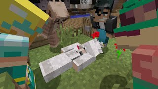 Minecraft Xbox - Survival Madness Adventures - Farewell Friend [222]