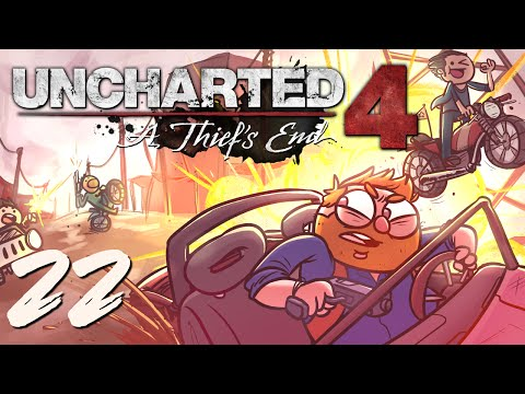 City of Death | Uncharted 4: A Thief's End Part 22