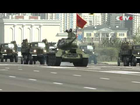 Kazakhstan Launches Military Parade to Mark Victory in WWII