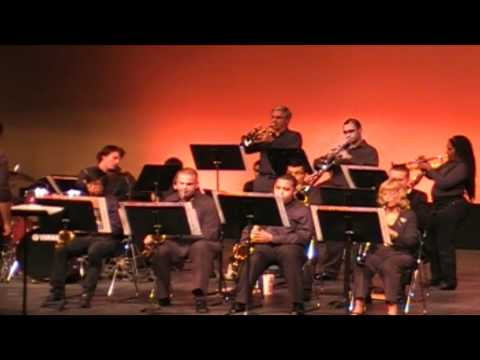 """That's How We Roll"" Solano Community College Day Band  10-25-10.wmv"