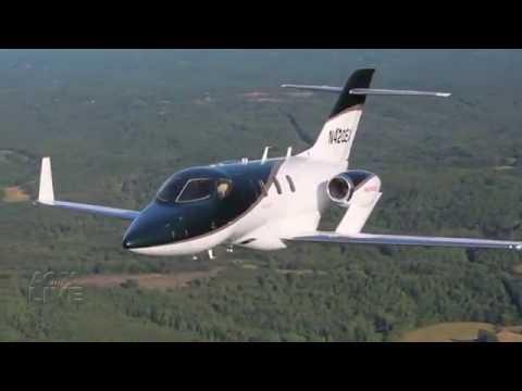 We Fly the Hondajet