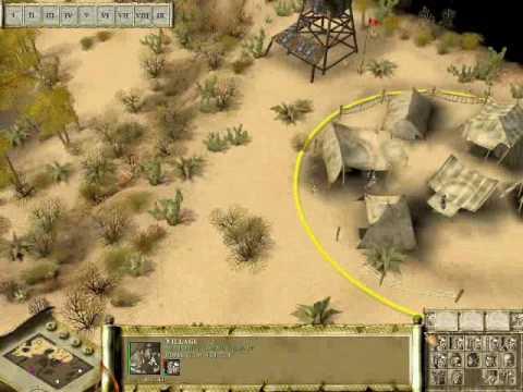Praetorians Gameplay 1/2