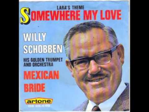 Willy Schobben - Somewhere My Love