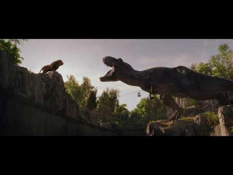 【侏羅紀世界:殞落國度】經典傳奇篇 - 全台現正好評熱映中 IMAX同步震撼登場
