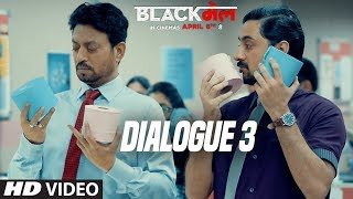Tera Dev Dekhne Mey Kesa Hai?: Blackमेल (Dialogue Promo 3) | Irrfan Khan | 6th April 2018