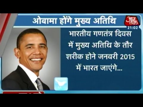 Modi invites Obama to be Chief Guest at Republic Day celebrations 2015