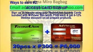 Vmobile Technologies Loadxtreme   Maxima Miro Bagbag