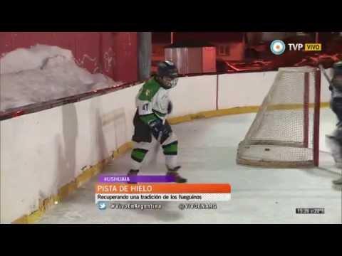 Vivo en Arg - Deportes de hielo en Ushuaia - 29-06-15 (2 de 2)