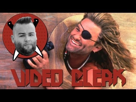 Is Captain Ron a prequel to Escape From New York? - Video Clerk with Wade from Gallows/Alexisonfire