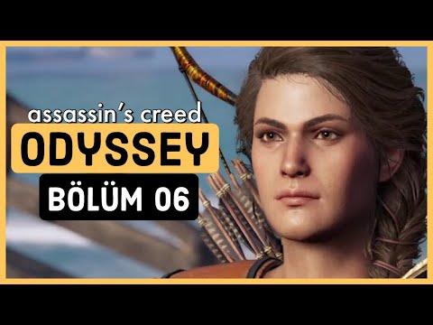 KORSANLAR, KAYIP ADA ve MARANGOZ - Kassandra Hatun Destanı - Bölüm 06 - Assassin's Creed Odyssey