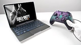 The World's Smallest Ultrabook Unboxing (GPD P2 Max) Call of Duty Black Ops 2 Zombies