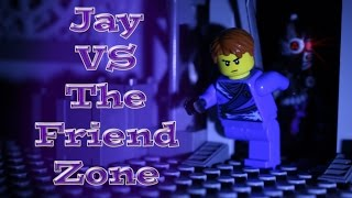 Lego Ninjago Stop Motion: Jay Vs The Friend Zone