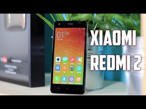Xiaomi Redmi 2, Review en Espa�ol