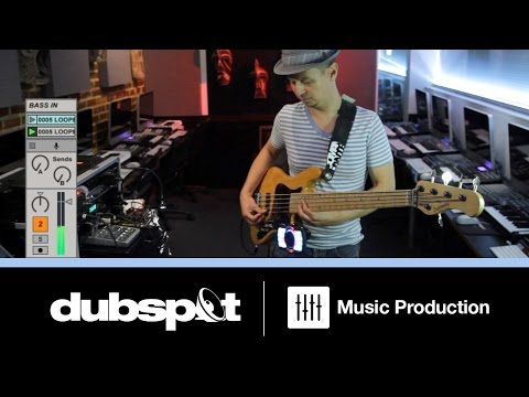 Ableton Live Tutorial: Remixing Live Instruments w/ Dan Freeman