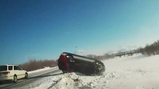 Driving in Snow is DANGEROUS | Epic Fails | Crash Compilation