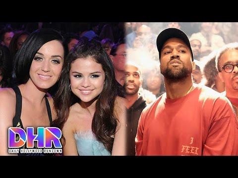 Selena Gomez RESPONDS To Katy Perry - Kanye Calls Kim Kardashian OJ Simpson? (DHR)