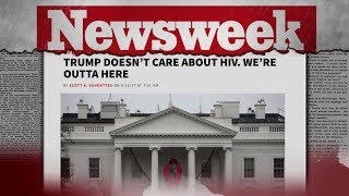 "Advisers Resign En Masse from Trump's HIV/AIDS Council: Trump ""Simply Does Not Care"" About HIV"